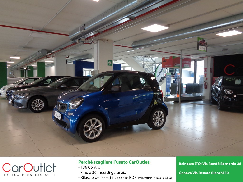 SMART fortwo 70 1.0 Youngster Benzina usata