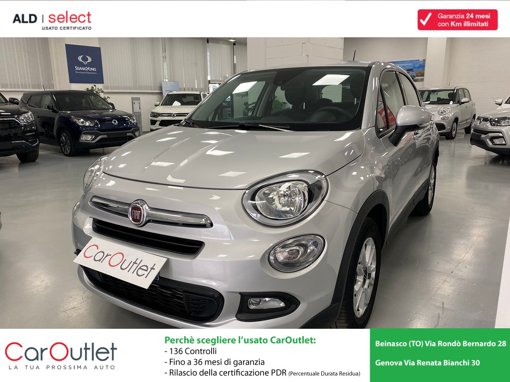 FIAT 500X 1.6 MultiJet 120 CV Business Diesel usata