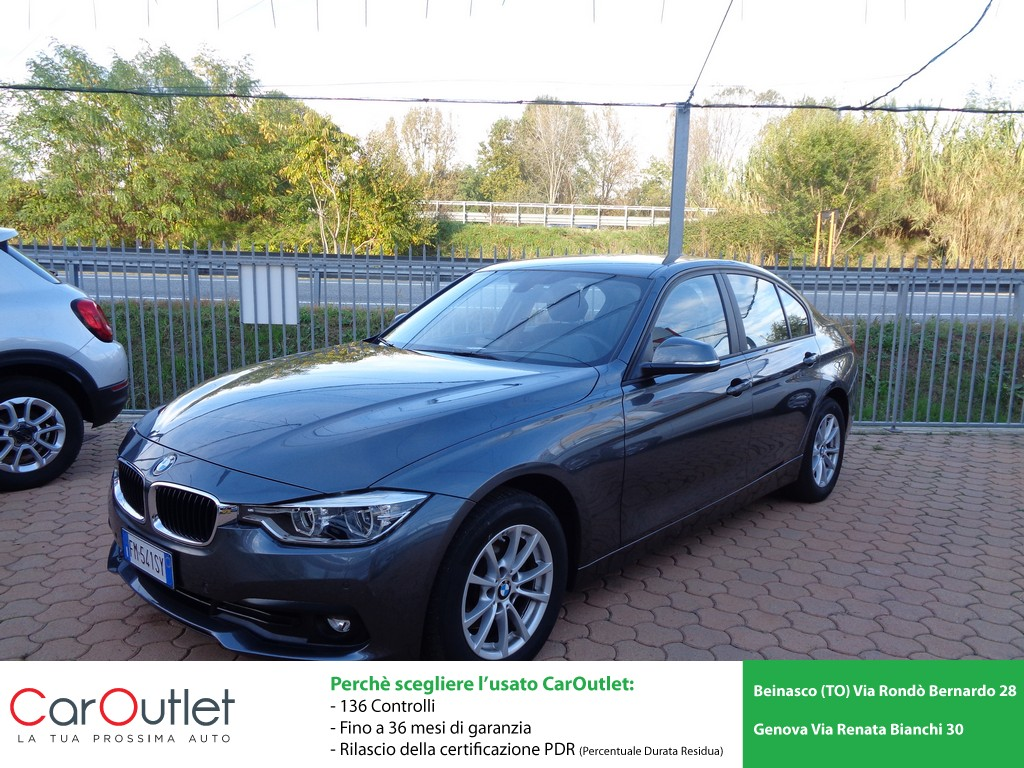 BMW 320d xDrive Business Advantage aut. Diesel usata